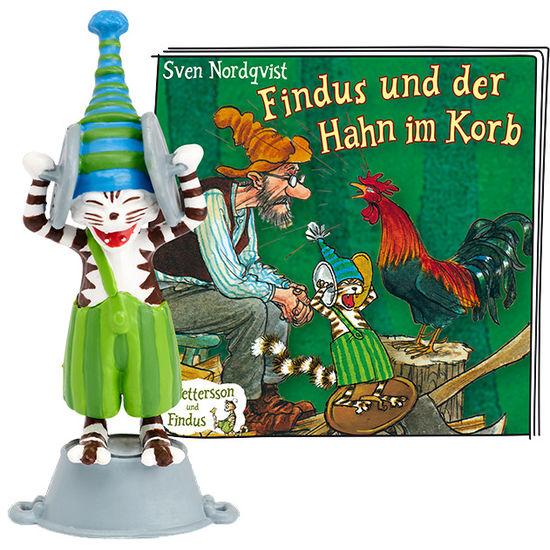 tonies® Hörfigur Pettersson und Findus – Findus und der Hahn im Korb