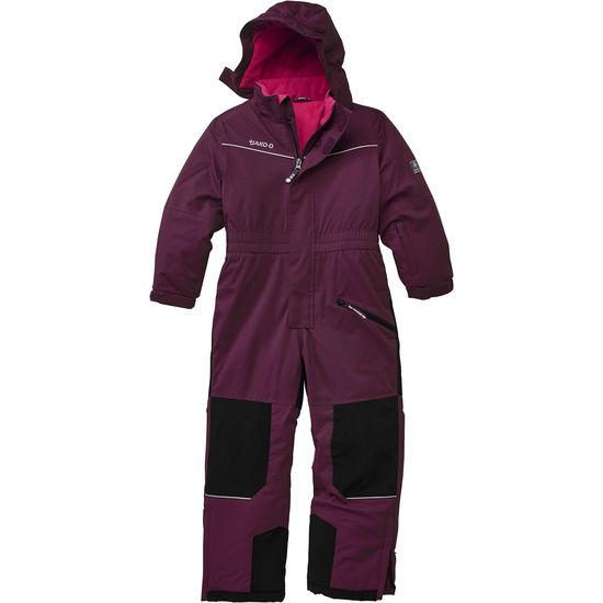Kinder Schnee-Overall JAKO-O, mit Robust-Besätzen