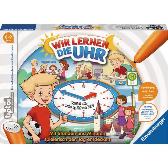 tiptoi® Wir lernen die Uhr