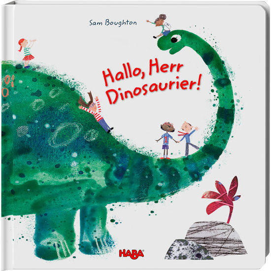 Hallo, Herr Dinosaurier! HABA 304645