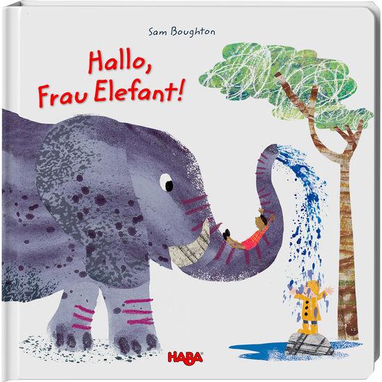 Hallo, Frau Elefant! HABA 304646