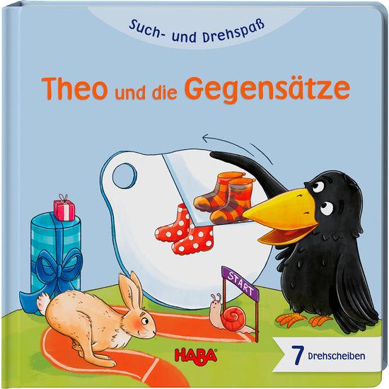 Such- und Drehspaß – Theo und die Gegensätze HABA 305052