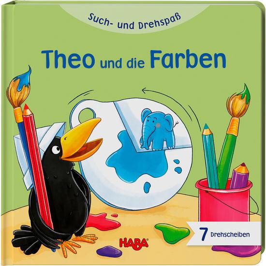 Such- und Drehspaß – Theo und die Farben HABA 305053