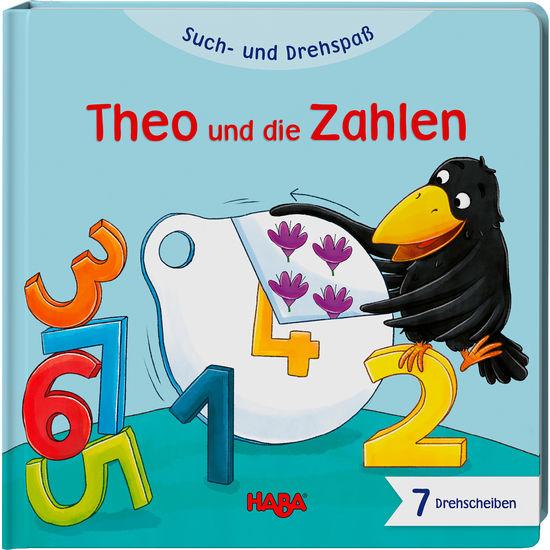 Such- und Drehspaß – Theo und die Zahlen HABA 305054