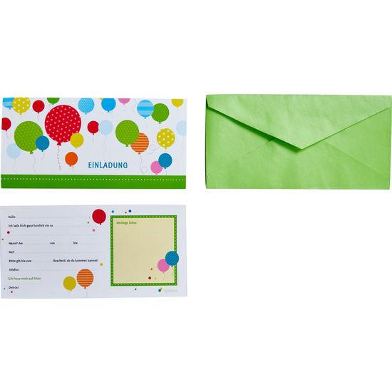 JAKO-O Einladungskarten