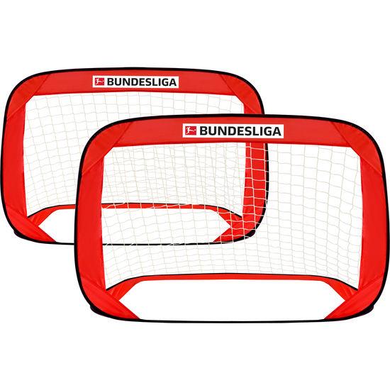 Bundesliga Pop Up Fußballtore im 2er-Set