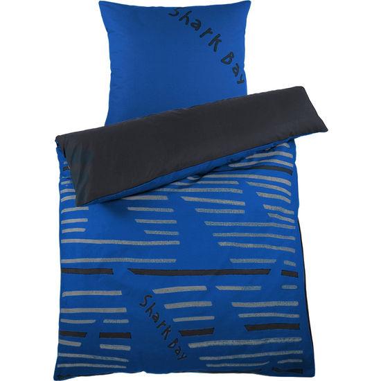 Renforcé Bettwäsche mit Reißverschluss FIT-Z, 135x200 cm