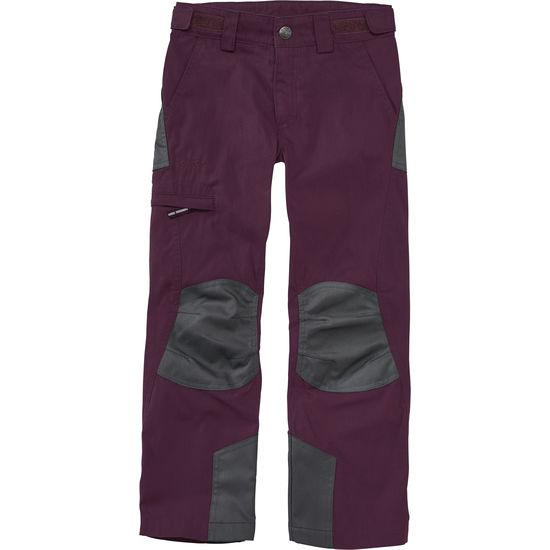 Kinder Outdoorhose mit Robust-Besätzen JAKO-O, wasserabweisend