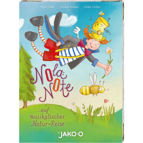 JAKO-O Kinder-CD Nola Note auf musikalischer Naturreise