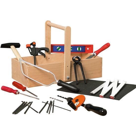 Kinder Werkzeugkasten, 20-teilig