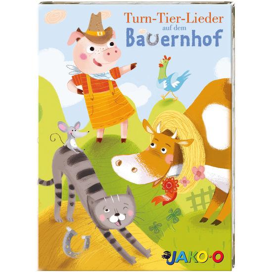 JAKO-O Kinder-CD Turn-Tier-Lieder Bauernhof