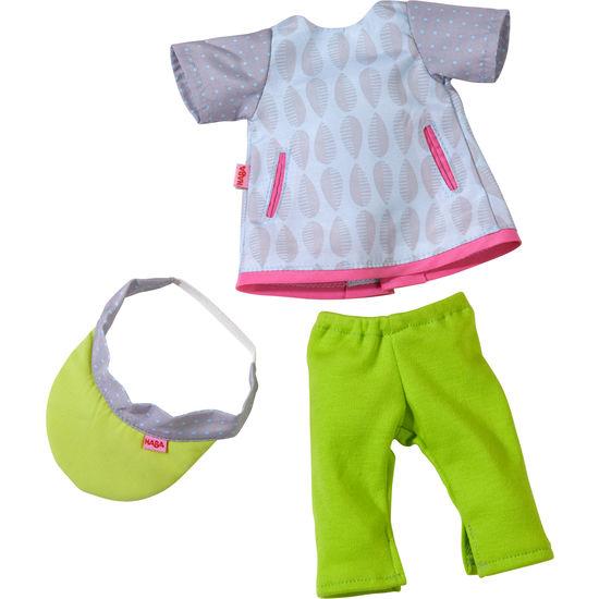 Kleiderset Sportzeit HABA 305536, 32 cm