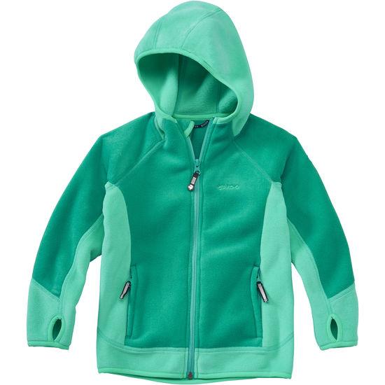 Kinder Kapuzenjacke Polartec<sup>®</sup> Fleece JAKO-O, kuschelig warm