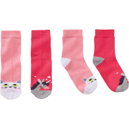 Kinder Socken Tier-Motive JAKO-O, 2er-Pack