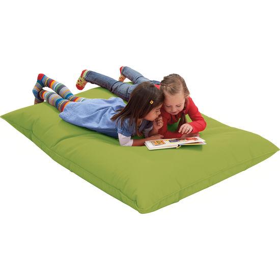 Sitzsack Kissen hellgrün