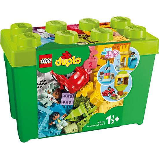 LEGO® DUPLO® 10914 Deluxe Steinebox, 85 Teile