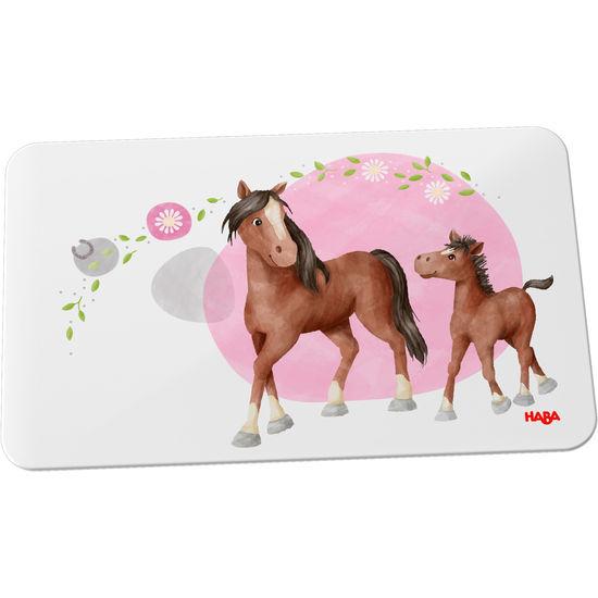 Brettchen Pferde HABA 305703
