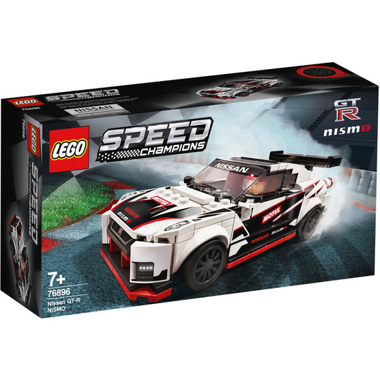 LEGO® Speed Champions 76896 Nissan GTR AT!!!
