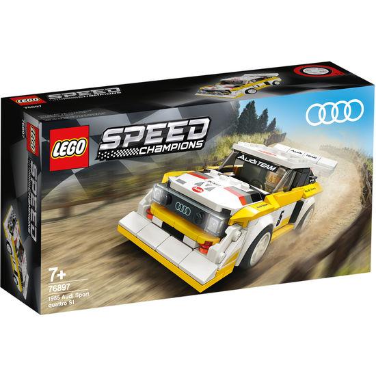 LEGO® Speed Champions 76897 Audi Quattro I AT!!!