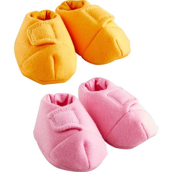 Krümel Puppen-Schuh-Set JAKO-O, 2 Paar