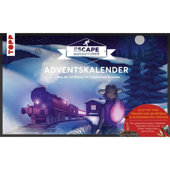 Adventskalender Escape Adventures: Mystischer Express