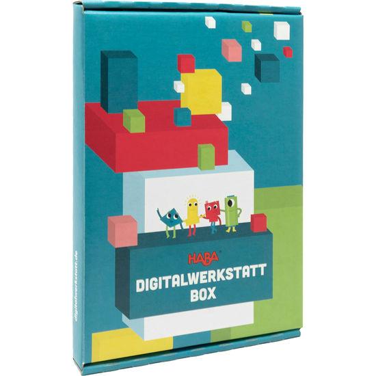 HABA Digitalwerkstatt Starter-Box englische Version, 8 bis 10 Jahre