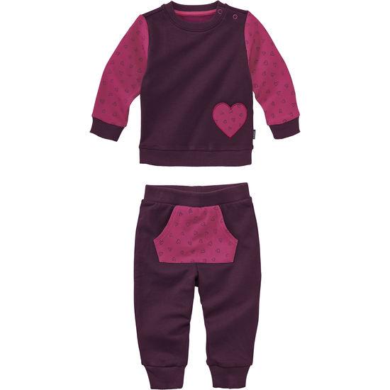 Baby Wohlfühlset JAKO-O, Sweatshirt + Bequemhose