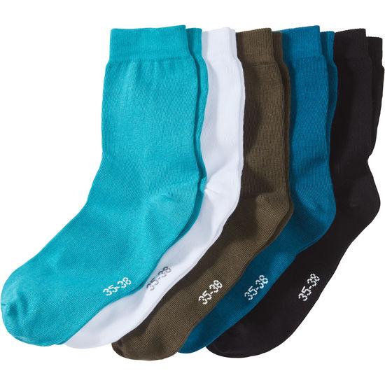 Kinder Socken FIT-Z, 5er-Pack