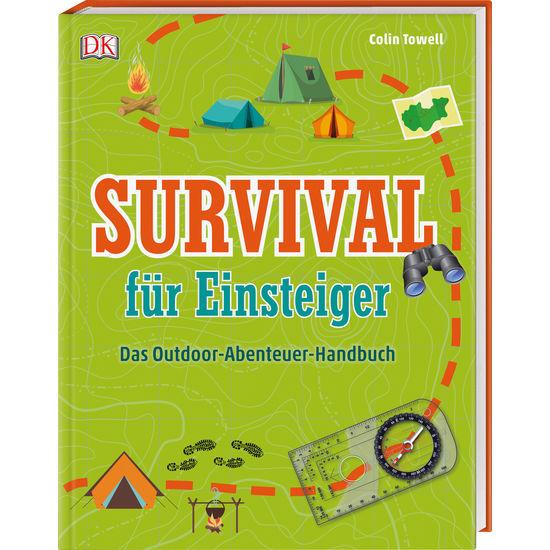 Outdoor-Handbuch Survival für Einsteiger