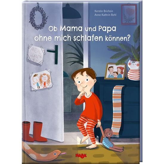 Ob Mama und Papa ohne mich schlafen können? HABA 305951