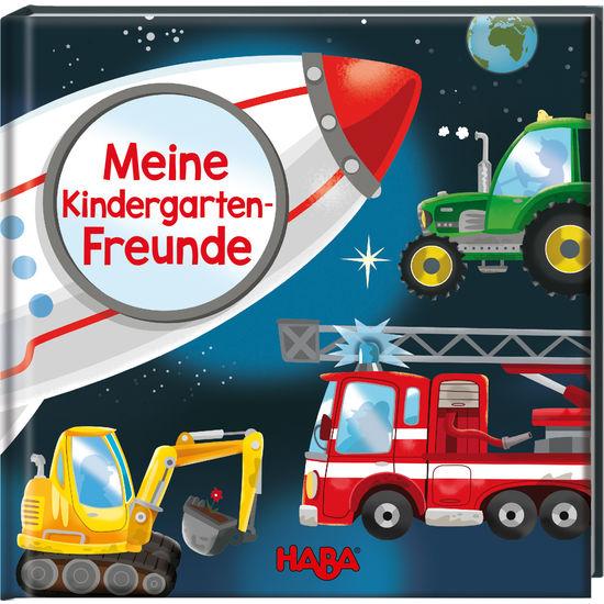 Meine Kindergarten-Freunde Fahrzeuge HABA 305925