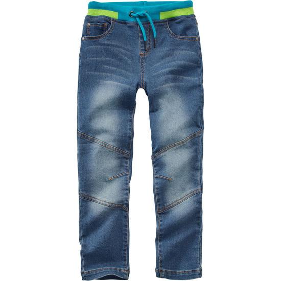 Kinder Bequemhose Denim-Optik JAKO-O, mit doppelten Knien