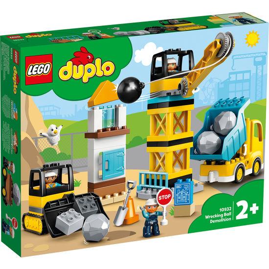 LEGO® DUPLO® 10932 Bagger und Laster