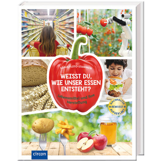 Buch Weißt du, wie unser Essen entsteht?
