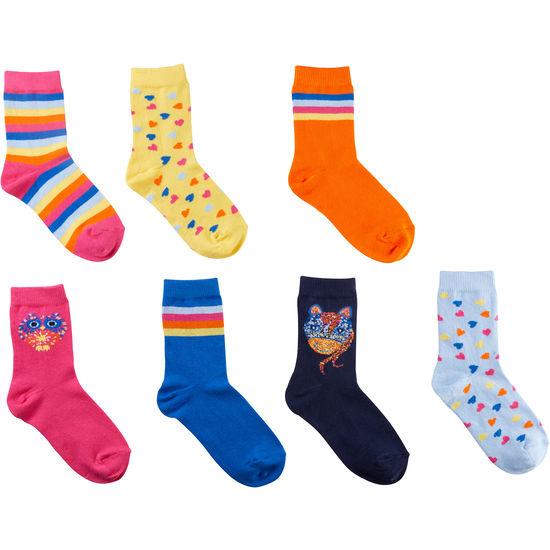 Kinder Socken JAKO-O, 7er-Pack