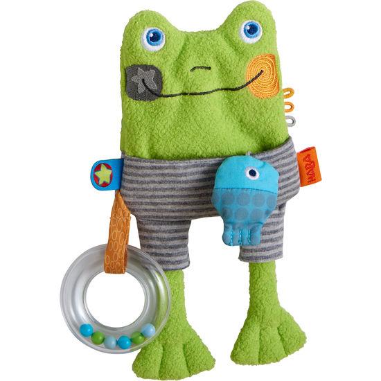 Buggy play figure Green Hopper HABA 306007