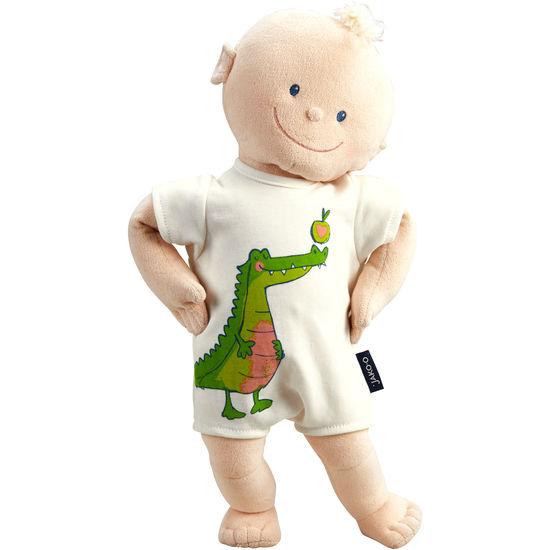 Krümel Puppen-Body-Set JAKO-O, 2-teilig