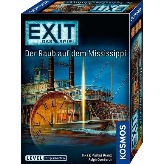 KOSMOS. EXIT Das Spiel – Der Raub auf dem Mississippi
