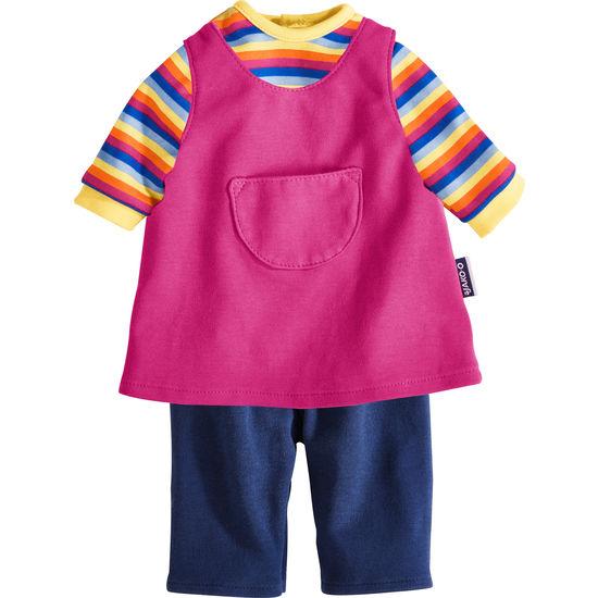 Krümel Puppen-Kleiderset JAKO-O