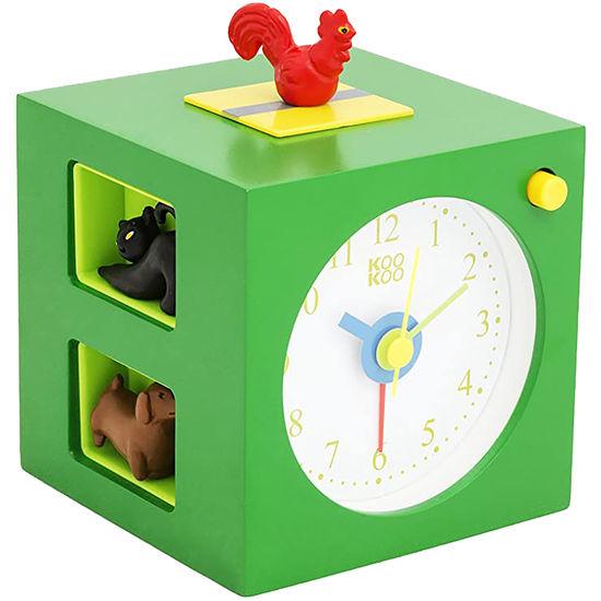 KOOKOO® KidsAlarm Kinder Wecker mit Tierstimmen