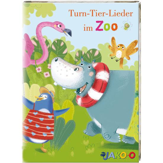 JAKO-O Kinder-CD Turn-Tier-Lieder Zoo