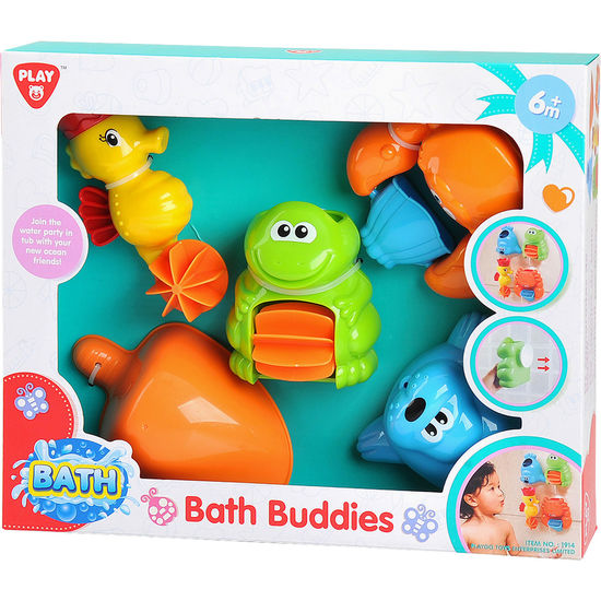 Badewannen-Spielzeug, 5-teilig