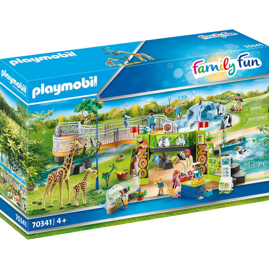 PLAYMOBIL® Family Fun 70341 Mein großer Erlebnis-Zoo