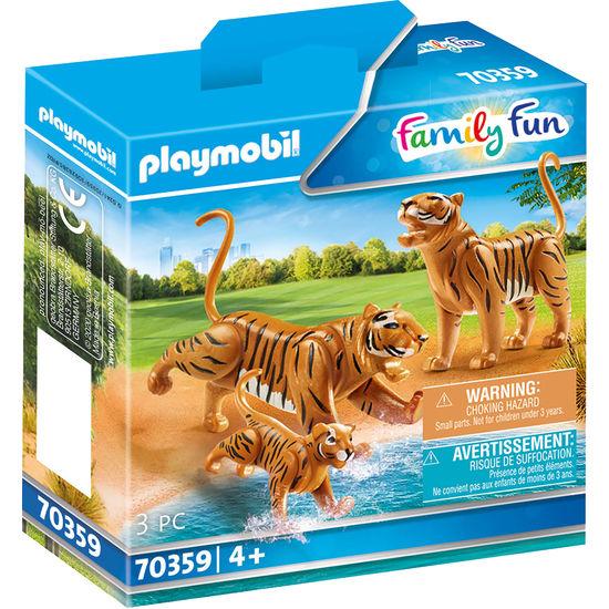 PLAYMOBIL® Family Fun 70359 Tiger mit Babys