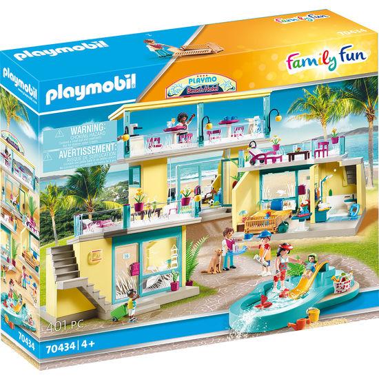 PLAYMOBIL® Family Fun 70434 PLAYMO Beach Hotel