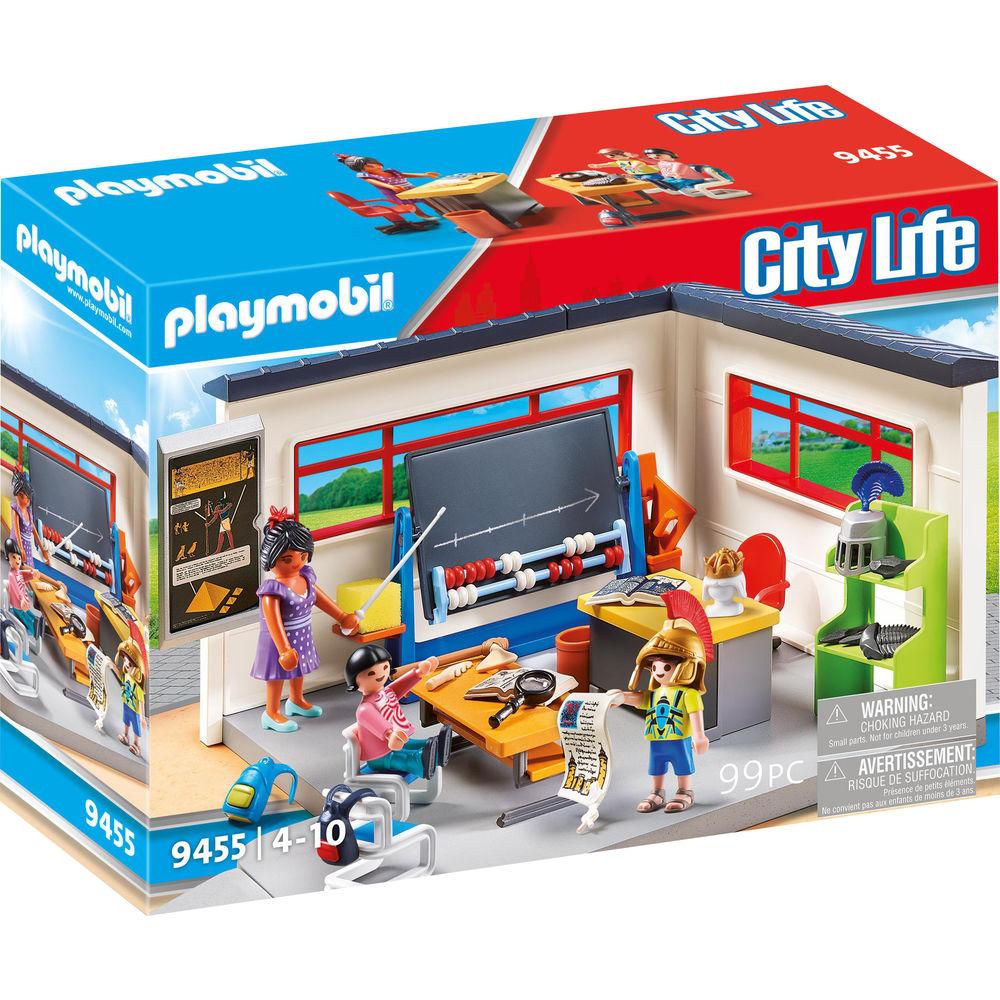 playmobil® city life 9455 klassenzimmer