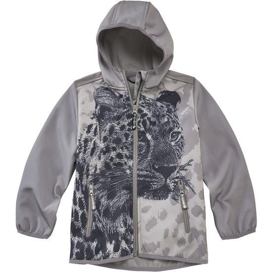 Softshell-Jacke Kinder JAKO-O Leopard