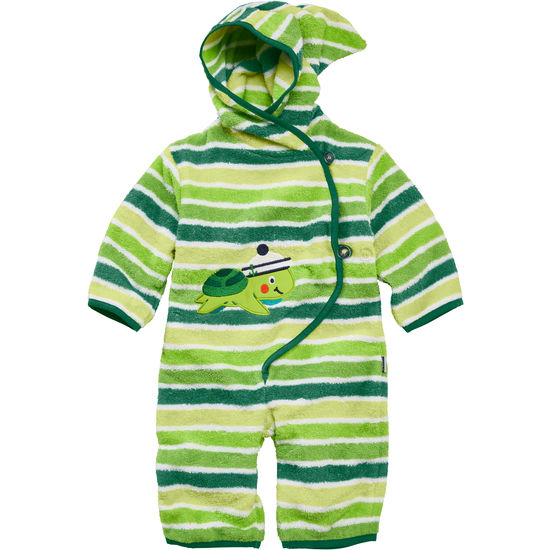 Bade Frottee Overall Baby JAKO-O Ringel