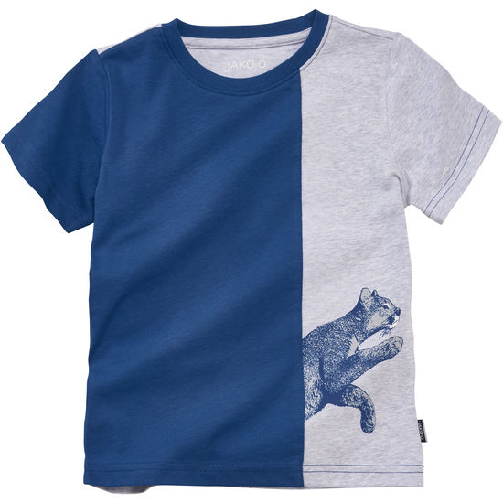Kinder T-Shirt Jersey JAKO-O, unisex