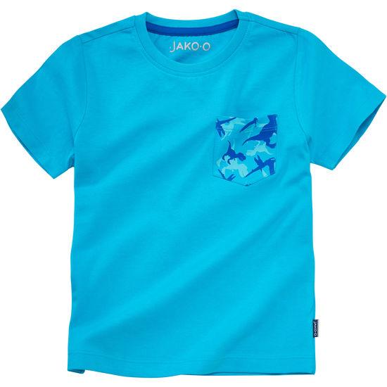 Kinder T-Shirt JAKO-O Muster